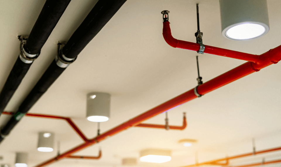 How Do Fire Sprinkler Systems Work?